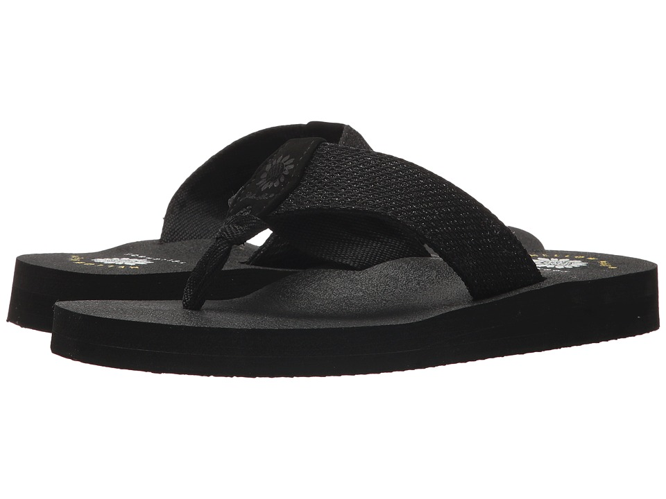 Yellow Box - Dax (Black) Women's Sandals