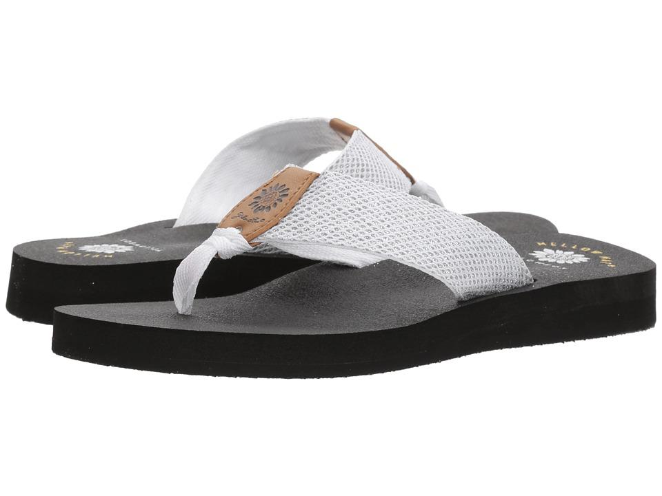 Yellow Box Dax (White) Sandals