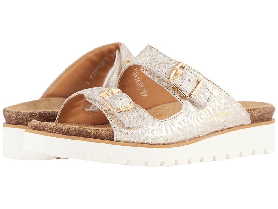 Mephisto - Tatiana (Gold Maggy) Womens  Shoes