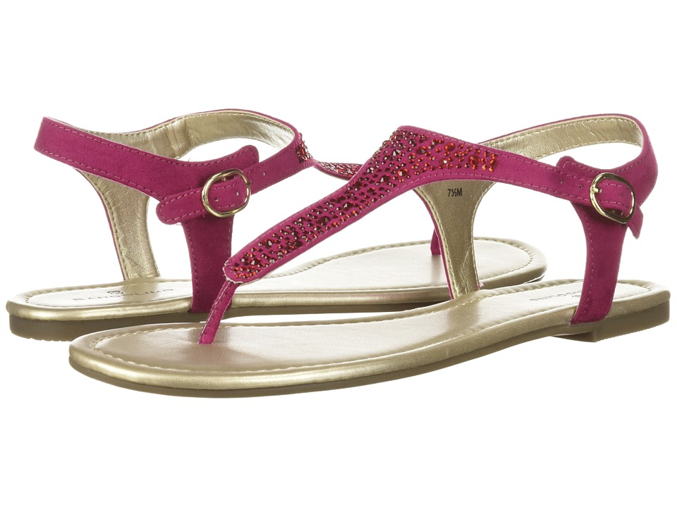 Bandolino Kyrie (Raspberry Faux Suede) Women's Shoes