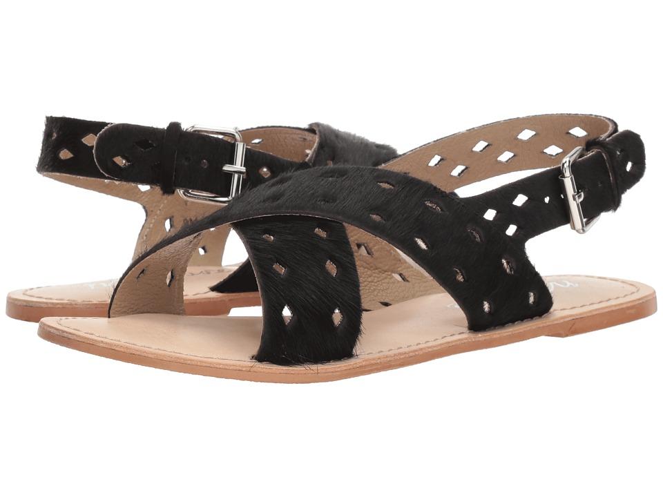 Matisse Whistler (Black) Sandals