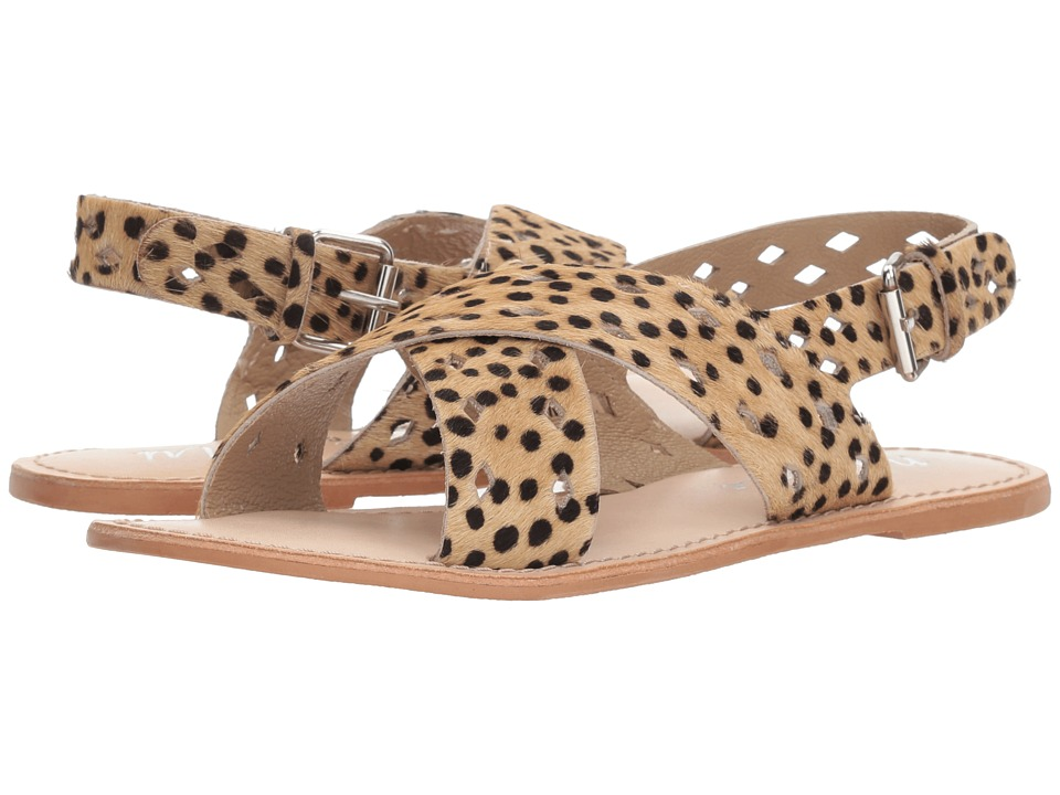 Matisse Whistler (Leopard) Sandals