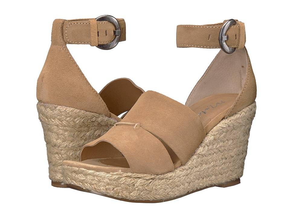 Matisse Cha Cha Wedge (Natural) Women