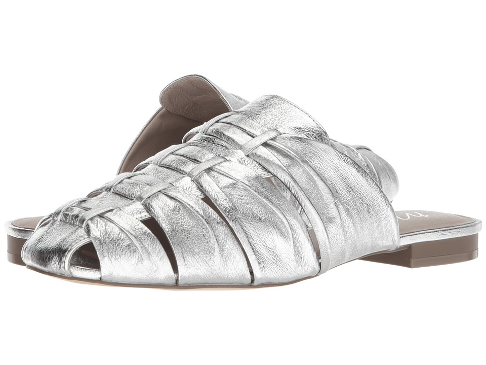 Matisse Evangeline (Silver) Women's Clog/Mule Shoes