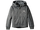 Hurley Kids One and Only Therma Fit Zip Hoodie (Little Kids)