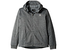 Hurley Kids One and Only Therma Fit Full Zip Hoodie (Big Kids)