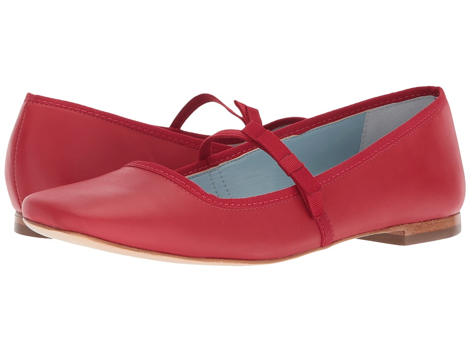 Frances Valentine - Jude (Red Soft Calf) Womens Shoes