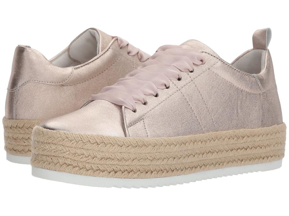 Kennel & Schmenger Hill Espadrille Sneaker (Natural Metallic) Women's Shoes