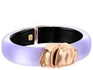Alexis Bittar Watery Metal Lucite Hinge Bracelet