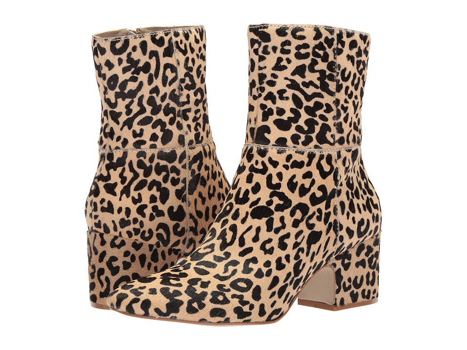 MATISSE At Ease (Leopard) Women's Boots