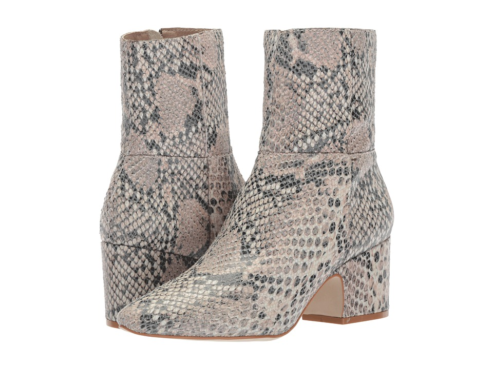 MATISSE At Ease (Natural Snake) Women's Boots