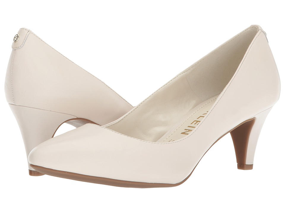 Anne Klein - Rosalie (Off-White Leather) High Heels