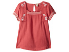 Roxy Kids Wholehearted Girl Top (Toddler/Little Kids/Big Kids)