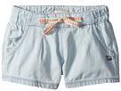 Roxy Kids My Heart Skips Denim Shorts (Toddler/Little Kids/Big Kids)