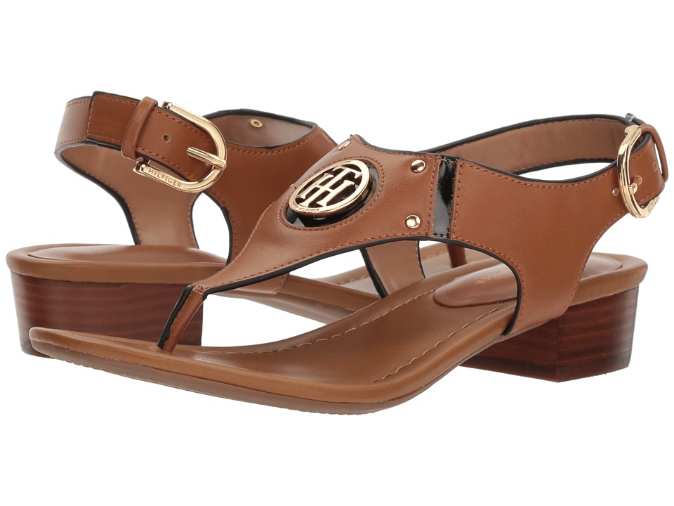 Tommy Hilfiger Kissi (Light Natural) Women's Shoes