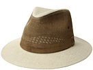 Tommy Bahama Tommy Bahama Linen and Perforated Leather Safari