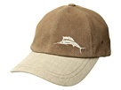 Tommy Bahama Tommy Bahama Perforated Leather Cap