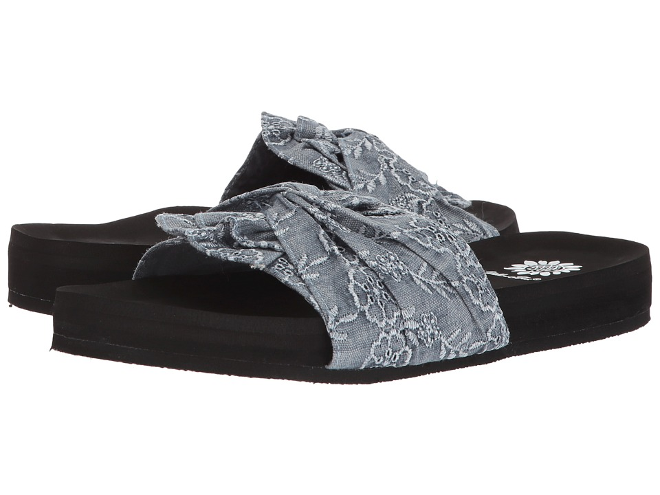 Yellow Box - Jaida (Denim) Women's Sandals