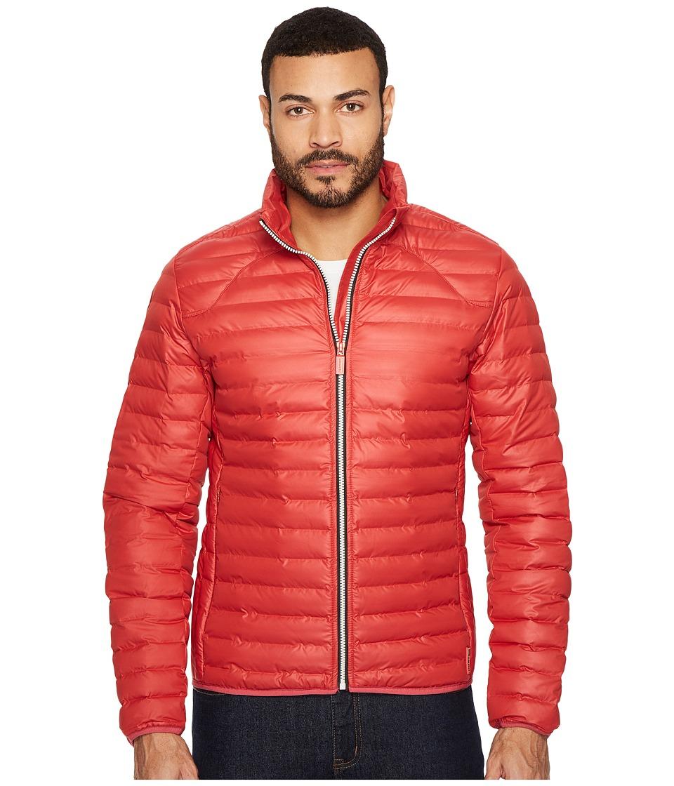 Hunter Original Midlayer Jacket (Military Red) Men's Coat