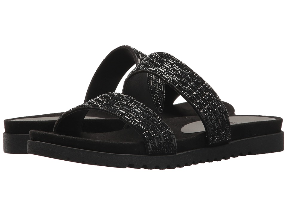 Yellow Box - Placid (Black) Women's Sandals