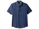 Volcom Kids Bleeker Short Sleeve Shirt (Big Kids)
