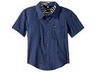 Volcom Kids Bleeker Short Sleeve Shirt (Toddler/Little Kids)