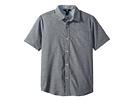 Volcom Kids Everett Oxford Short Sleeve Shirt (Big Kids)