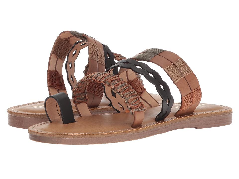 Report - Olena (Black) Womens Shoes