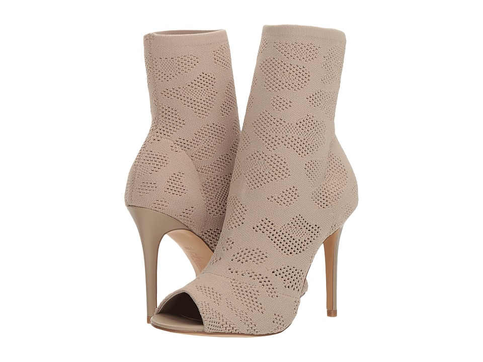 Charles by Charles David Ranger (Taupe Stretch Knit) High Heels