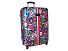 Tommy Hilfiger TH-660 Vintage Rally 29 Upright Suitcase