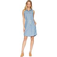 Sleeveless Modern Western Dress