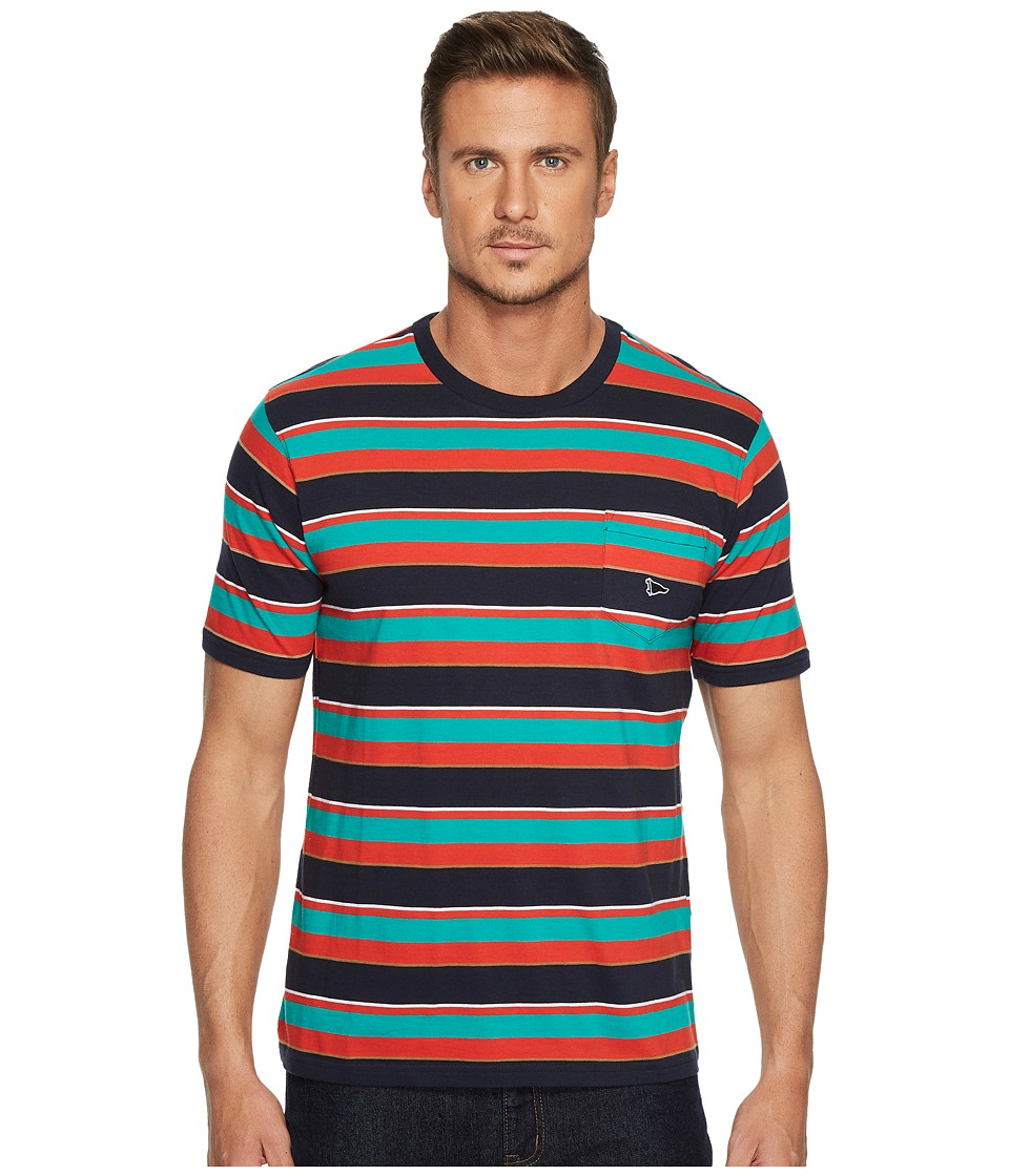 Primitive - Classic Stripe Short Sleeve Crew Shirt