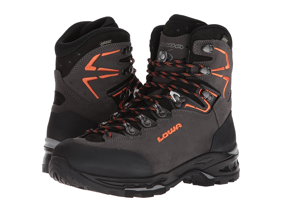 Lowa - Ticam II GTX (Anthracite/Orange) Mens Shoes