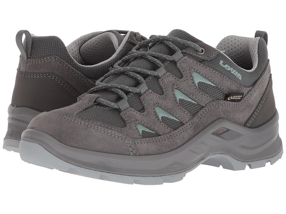 Lowa Levante GTX Lo (Graphite/Jade) Women's Shoes