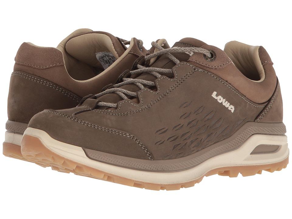 Lowa - Strato Evo LL Lo (Stone) Womens Shoes
