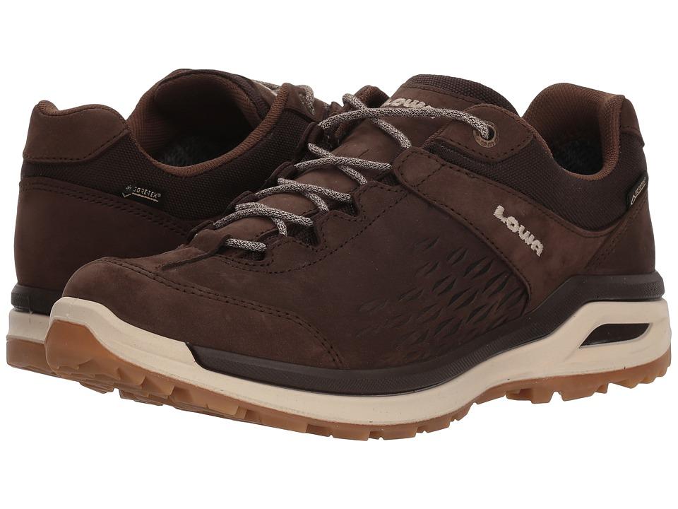 Lowa Locarno GTX Lo WS (Espresso) Women's Shoes