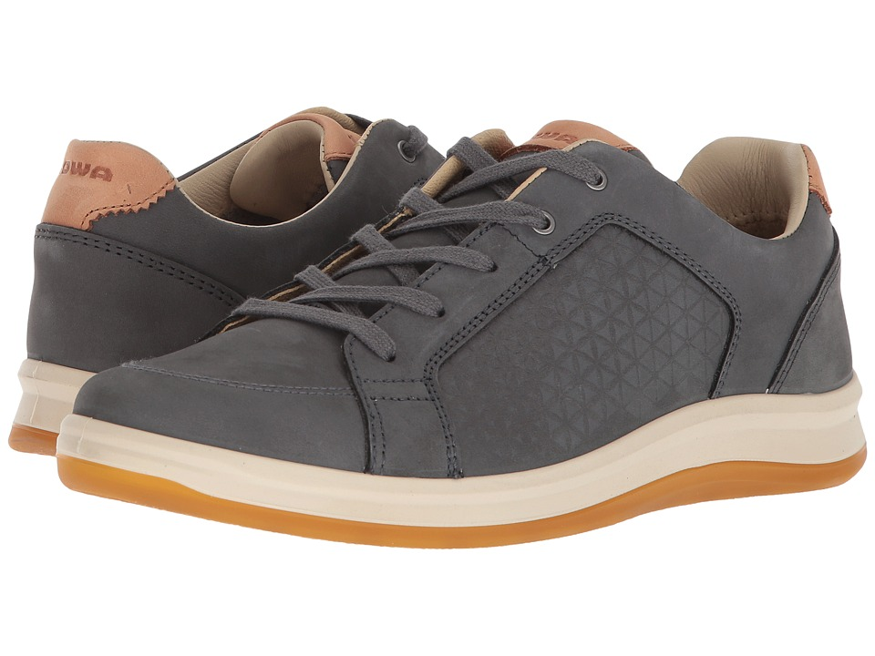 Lowa Trieste Lo (Anthracite) Women's Shoes