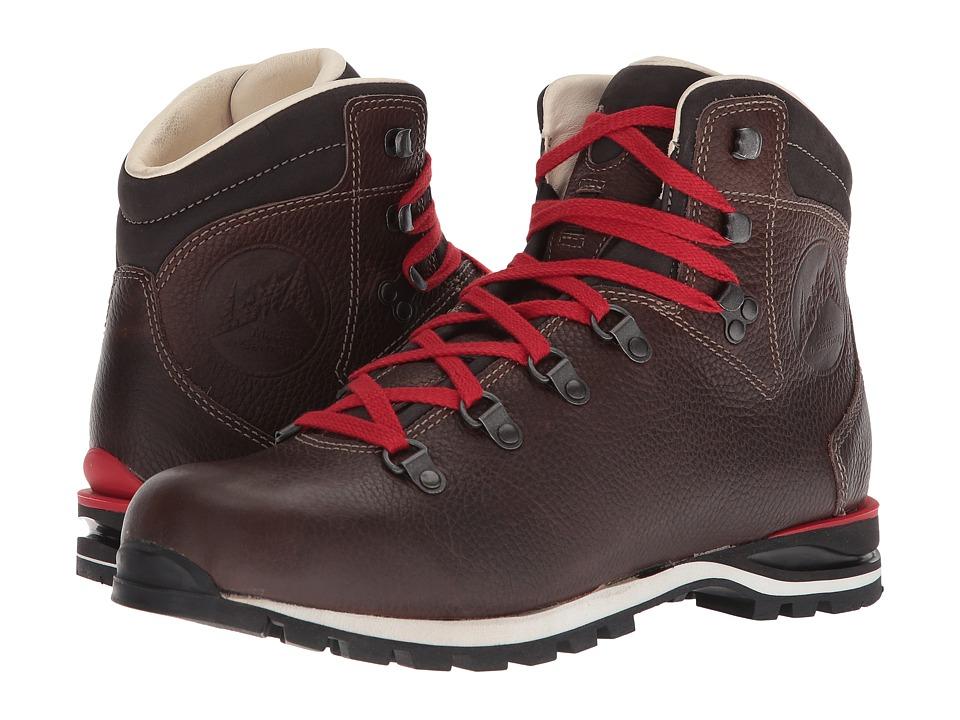 Lowa - Wendelstein (Dark Brown) Mens Shoes