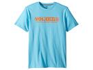 Volcom Kids Harsh Fade Short Sleeve Tee (Big Kids)