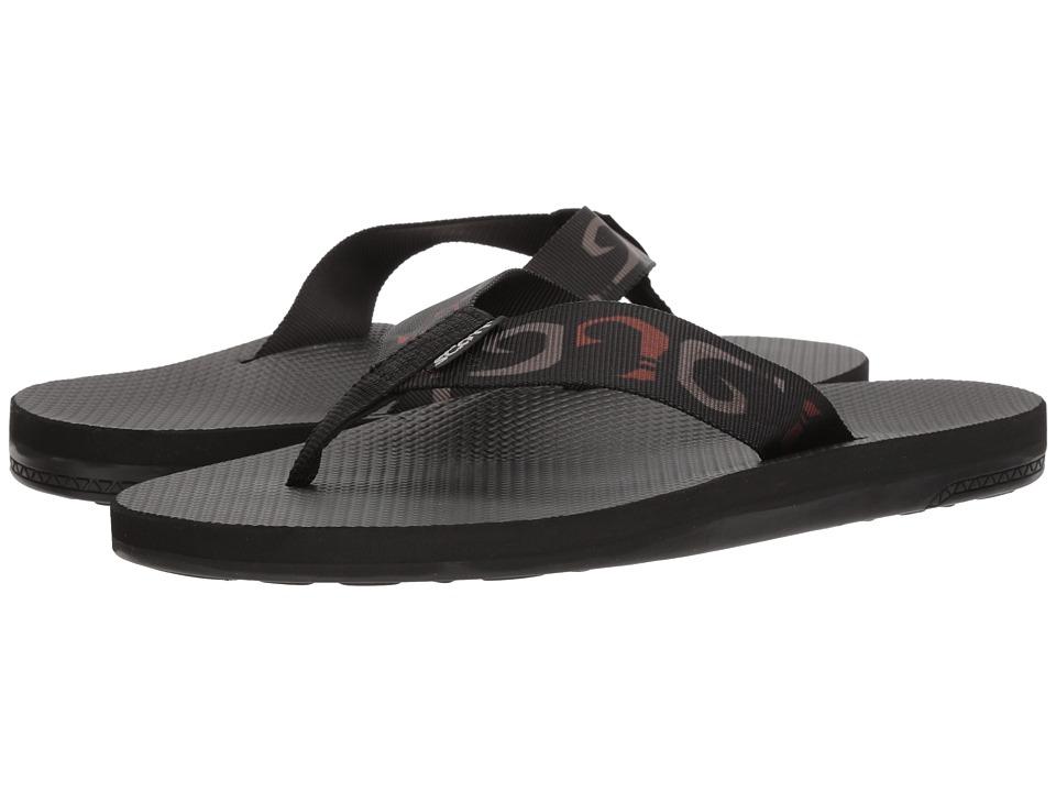 Scott Hawaii - Manoa (Huka) Mens Sandals
