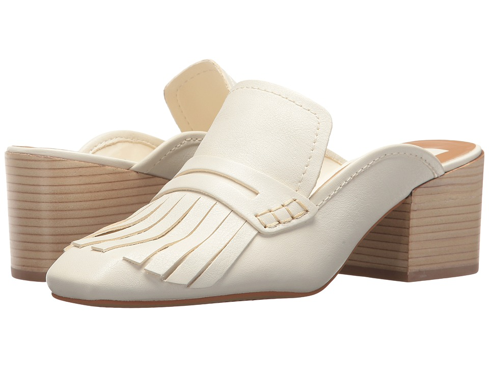 Dolce Vita - Katina (Off-White Leather) Womens Shoes