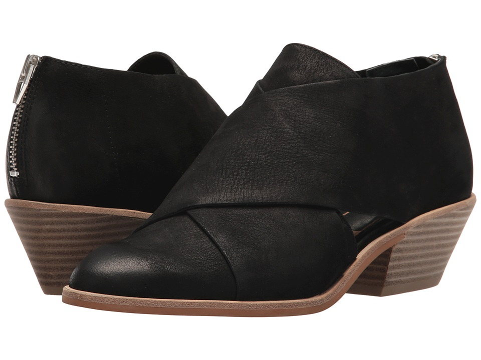 Dolce Vita - Loida (Black Nubuck) Womens Shoes