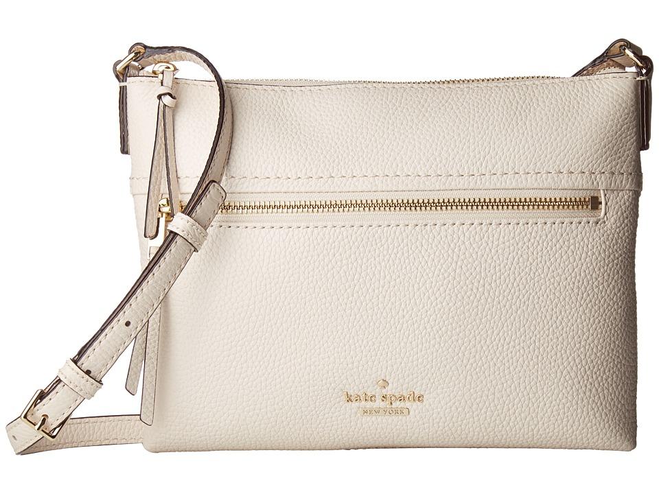 Kate Spade New York - Jackson Street Gabriele (Bleach Bone) Handbags