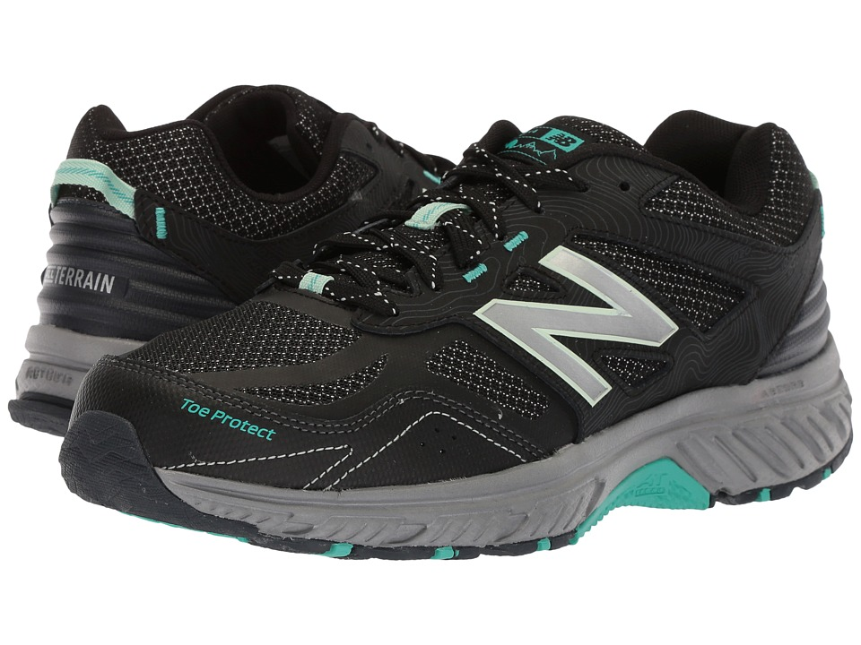 New Balance 510v4 (Black/Outerspace) Women's Running Shoes