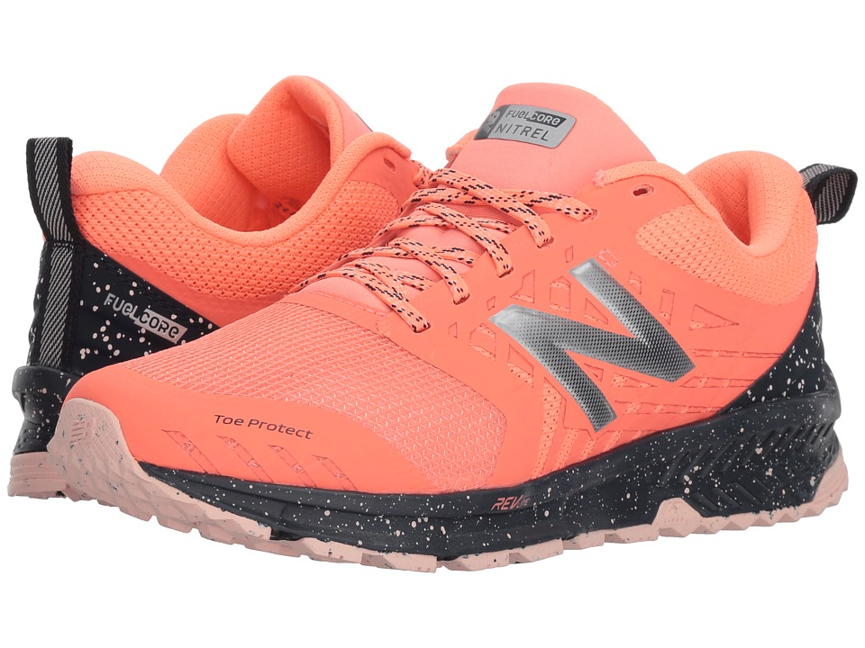 New Balance Nitrel (Fiji/Outerspace) Women's Running Shoes