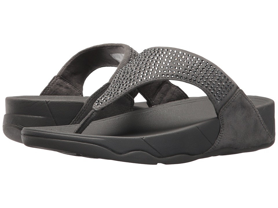 FitFlop - Rokkit (Silver Nova) Women's Sandals