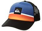 Quiksilver Stripe Downer Trucker Hat (Little Kid)