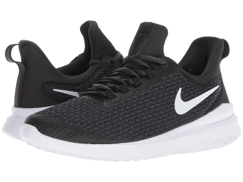 Nike Renew Rival (Black/White/Anthracite) Women's Shoes