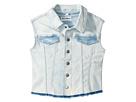 DL1961 Kids Bleached Vest (Big Kids)