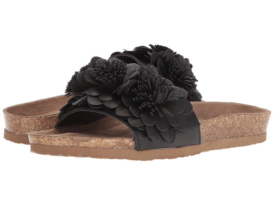 Not Rated - Cinnamon (Black) Women's Sandals